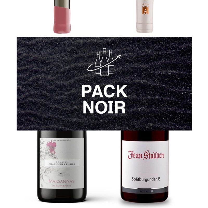 Botellas Pack Noir